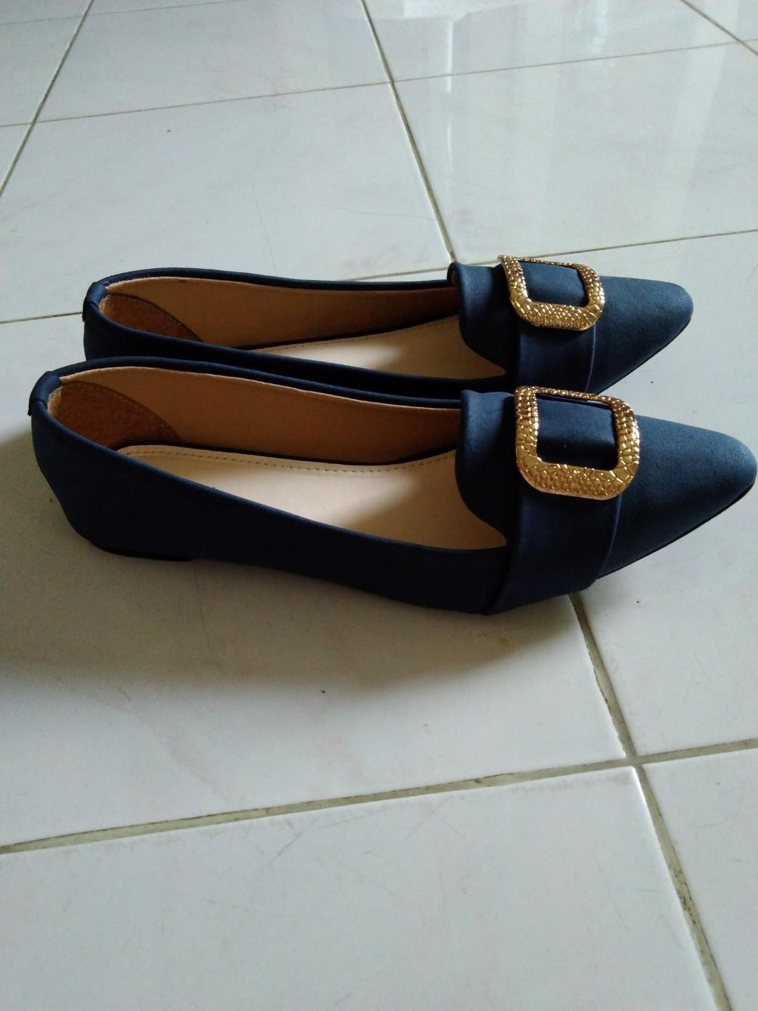 Totally Flat Shoes (reprice)