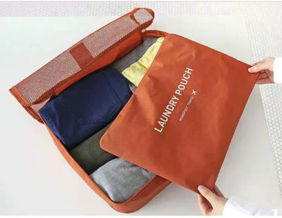 Travel bag 6 in 1 polos