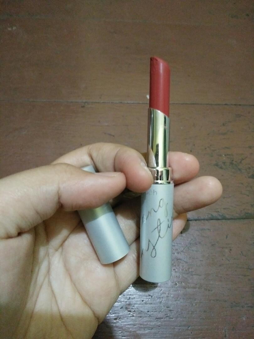Wardah Long lasting/ Purbasari Color Matte/ Purbasari Color Matte Metallic/ Wardah EyeXpert Makeup Remover / Peripera Airy Ink Velvet
