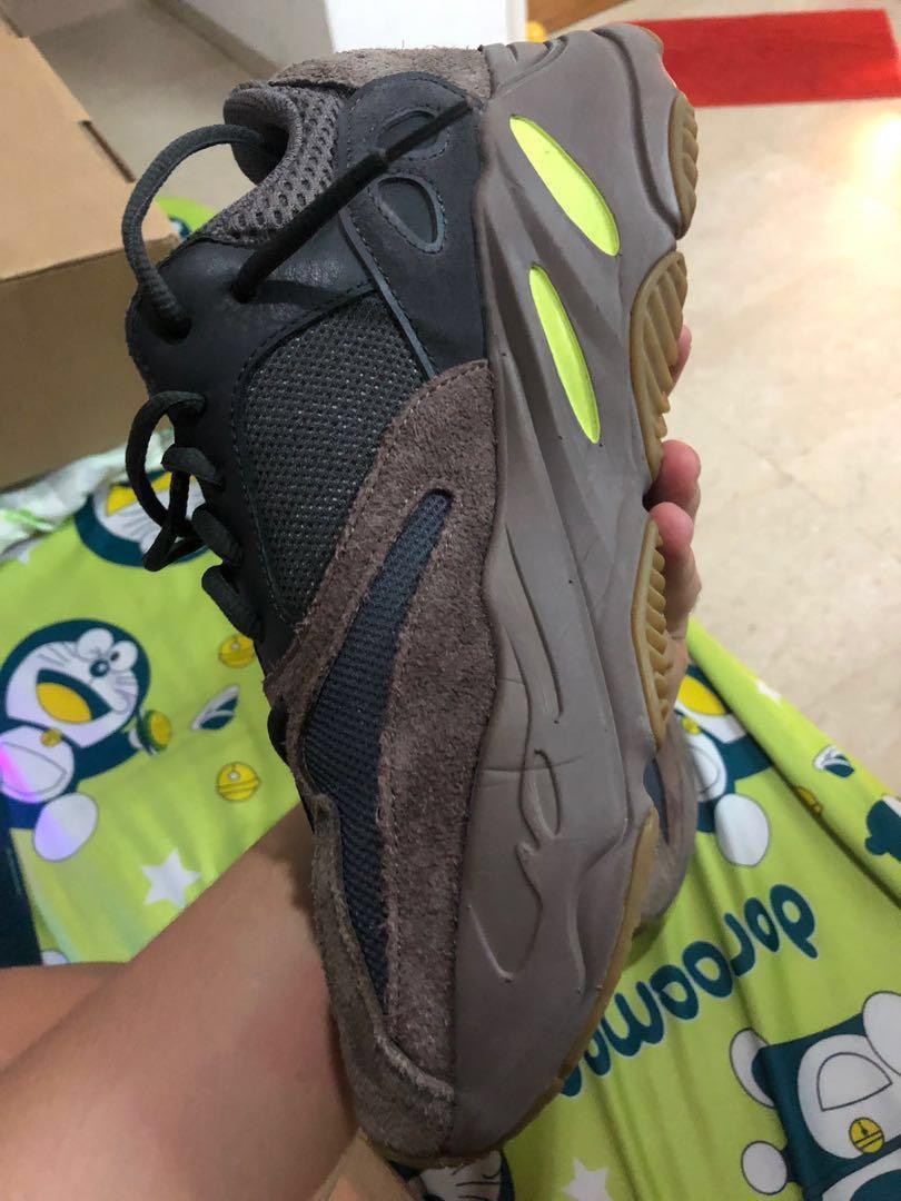 sports shoes f4322 da617 Yeezy 700 Mauve, Men's Fashion, Footwear, Sneakers on Carousell