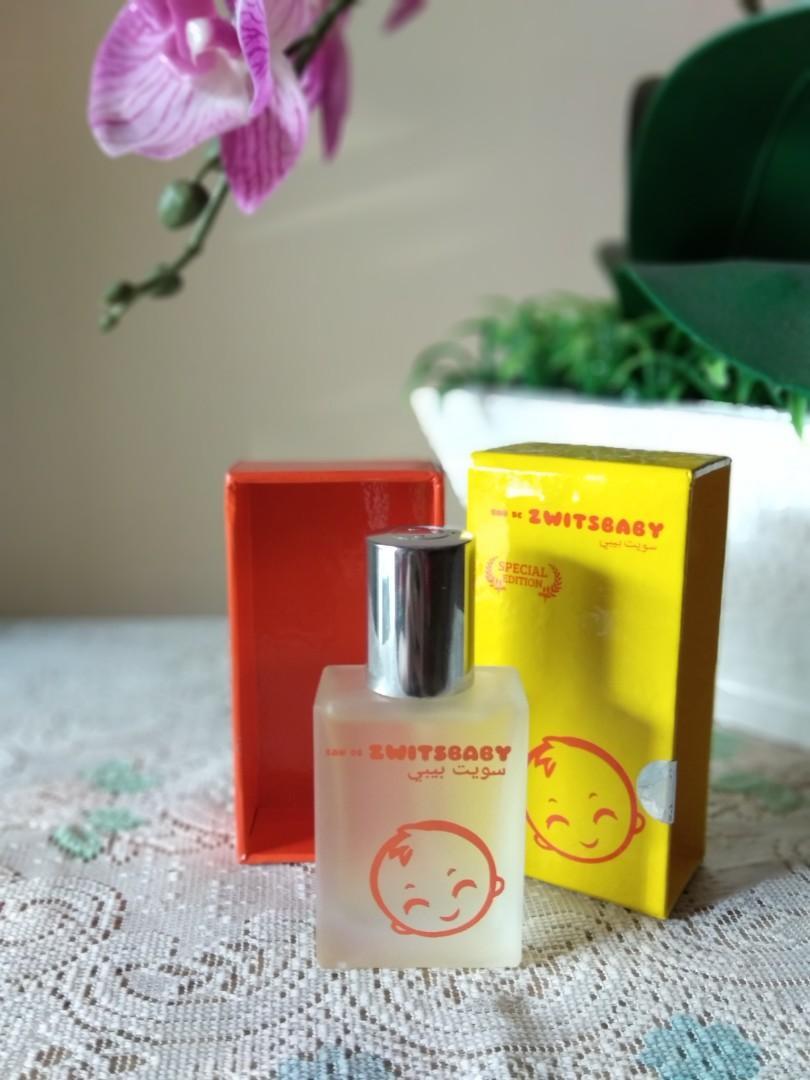 Zwitsbaby Parfume