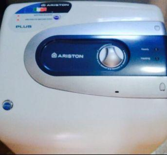 Ariston plus water heater