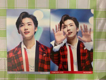Nct Jaemin fansite goods