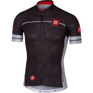 3T by Castelli LTD AR 4.0 Jersey 2017 Black/Grey [New]
