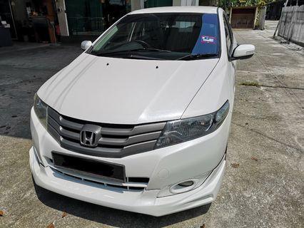 2010 Honda City 1.5E Full Spec