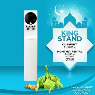 Kingstand water purifier