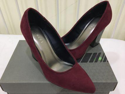 Red Vincci Heels