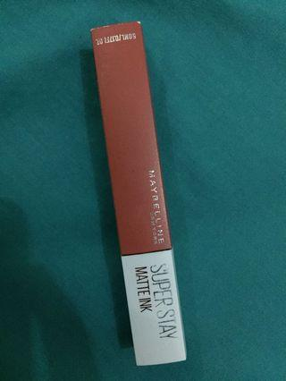 Maybelline Superstay Matte Ink Versatile