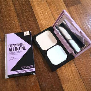 Maybelline Clearsmooth all-in-one 2 way cake