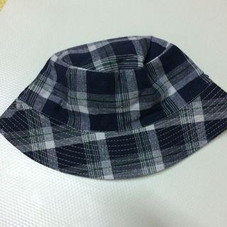 🚚 全新格子格紋漁夫帽