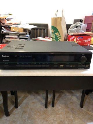 🚚 FS : Lexicon DC-1 Digital Controller (made in USA)