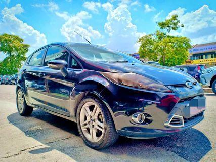 Ford Fiesta 1.6 Sport (A) 2012