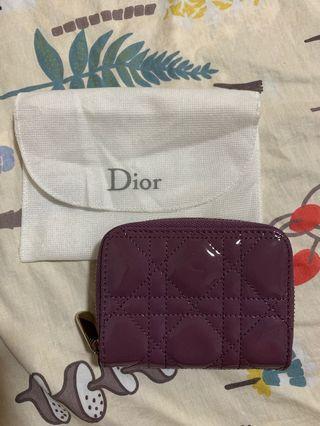 Dior 銀包 卡套散紙包