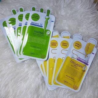 Mediheal Collagen & Tea Tree Sheet Mask