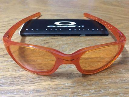 Oakley persimmon orange