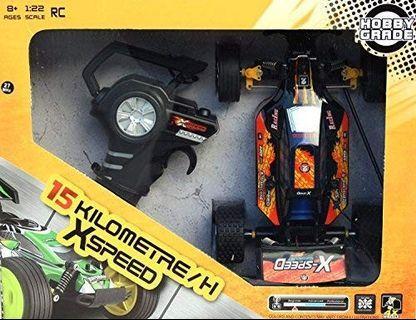 1:22 remote control rc car