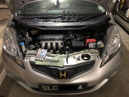 Honda Fit GE Brisk Performance Spark Plug