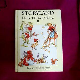 Storyland Classic Tales for children