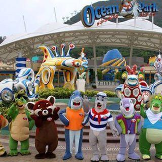 全部好評! 周末海洋公園門票 Ocean Park Ticket