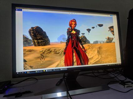 Samsung U28D590D 4k UHD Monitor