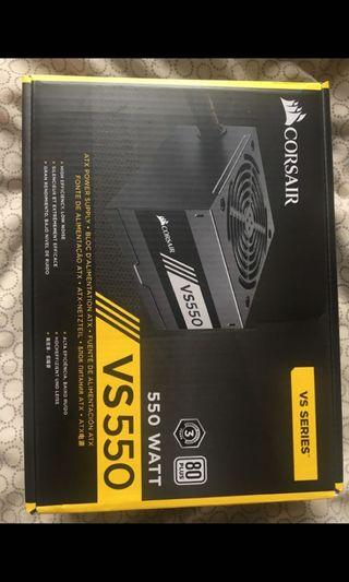 CORSAIR VS550 PSU