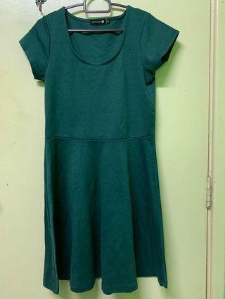 Green Dress Cotton On