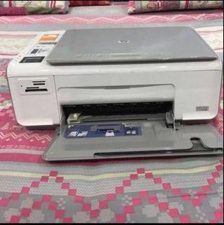 HP Photosmart C4280 All in One Printer Scanner Copier