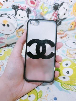 Case iphone 5/5s Chanel
