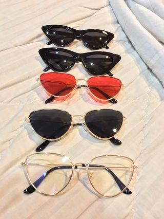 vintage sunglasses x sunnies