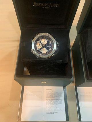 Audemars Piguet Table Clock
