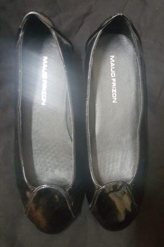Maud Frizon flat shoes.