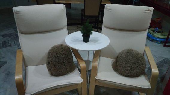 ikea armchair 2 units