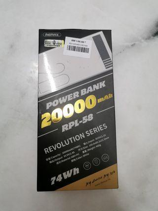 20000mAH