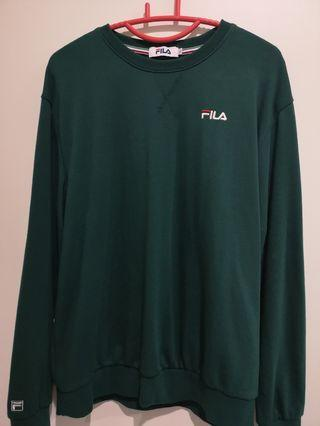 Fila sweater (Japan)