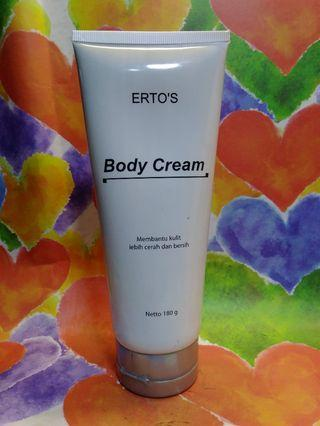 Ertos Body Cream share in jar 15gr (2529)