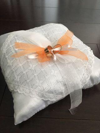 Wedding Ring-bearer Pillow