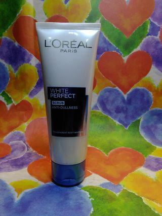 Loreal Paris White Perfect Scrub Anti Dullnes share in jar 5gr (2530)