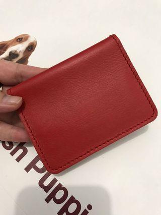 Card Holder dompet kulit