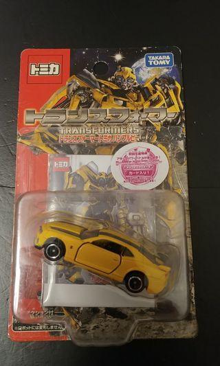 全新Tomica Transformer 變形金剛 Bumblebee 大皇蜂 電影版