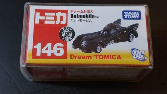 全新TakaraTomy Batman 超級跑車