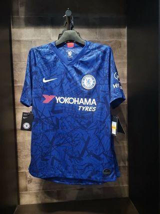 Chelsea FC HOME S/Sleeve Jersey 2019/20 SEASON
