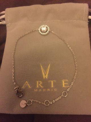 Arte Bracelet, 16plus 1. 5plus 1.5 cm