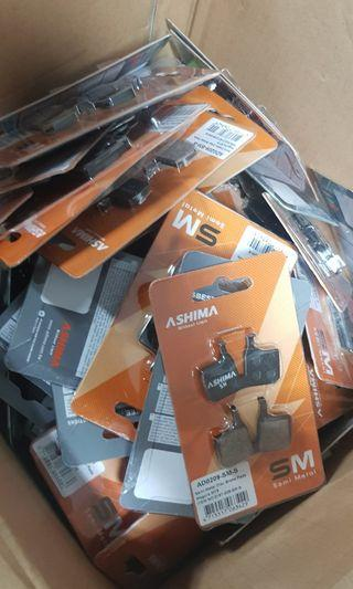 Ashima Brake pads for magura and shimano