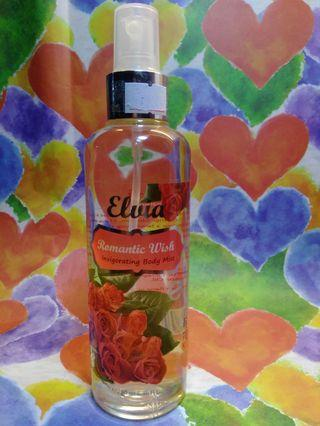 Elvia Romantic Wish Body Mist share in bottle 20ml (2537)