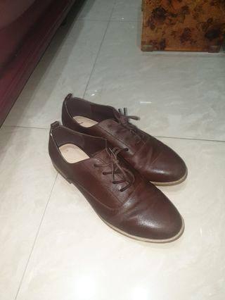 🚚 牛津鞋 平底鞋