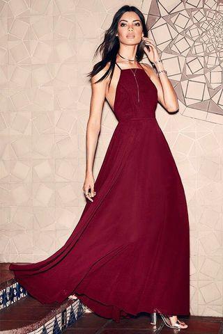 Lulus Mythical Kind of Love Dress