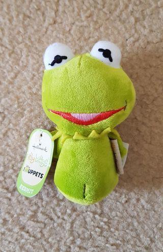 Hallmark Itty Bitty kermit the frog
