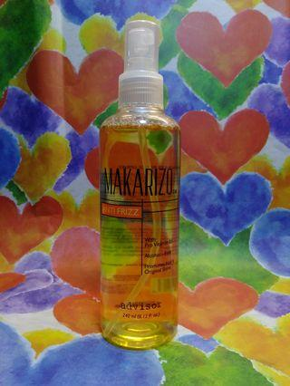 Makarizo Anti Frizz Spray share in bottle 20ml