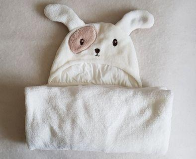 Baby hooded towel (infant)