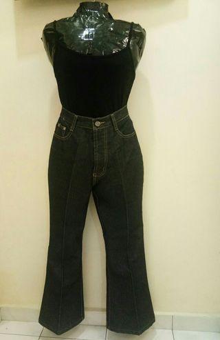 Women's long pants jeans